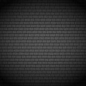Wall Background Grey-black
