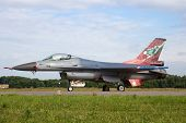 Dutch Air Force F-16