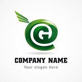 green company internet logo