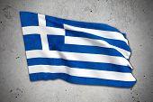 Old Greek Flag