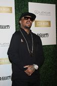 LOS ANGELES - FEB 18:  DJ Paul Kom of Three 6 Mafia at the ICON Mann Power Dinner Party at a Mr C Beverly Hills on February 18, 2015 in Beverly Hills, CA