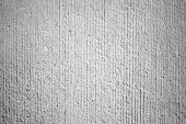 Close-up Rough Gray Concrete Wall Background Texture