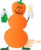 Pumpkin Snow1
