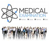 Medical Examination Check Up Diagnosis Wellness Concept
