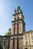 Assumption Church In Lvov