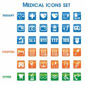 Medical Icons Set (01)