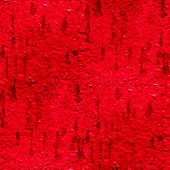red abstract texture with stains of blood