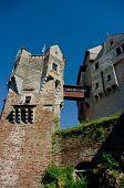 die alte Burg pernstein