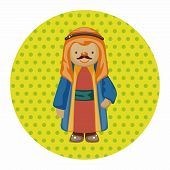 picture of arabian  - Arabian Theme Elements - JPG