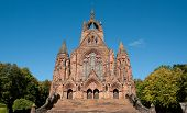 Old Church In Paisley, Scotland