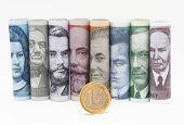 Overgang naar de euro in Estland