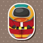 pic of spaceman  - Spaceman Theme Elements - JPG