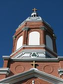 Steeple Tower In Emerald City, Kansas