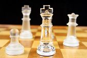 Chess Game - Focus On The King 2