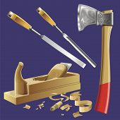 Joiner's tools