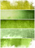 Grandes banners para texturas e backgrounds