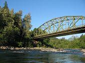 Bridge Over The Skykomish River