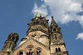 The Kaiser Wilhelm Memorial Church