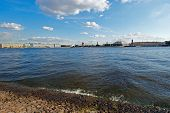 St. Petersburg. The Neva River