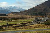 A Train Station, Scotland.