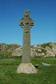Celtic Cross, Iona, Scotland.