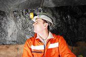 Perfil de minero