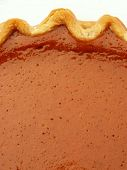 stock photo of pumpkin pie  - pumpkin pie - JPG
