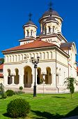 Church In Alba Iulia, Romania