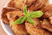 Fried Soy Meat