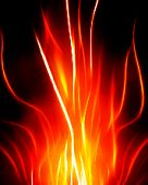 Abstract Design Fire Background