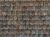 Wood shingles
