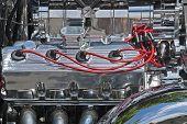 Customized High-performance V8 Engine
