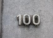 House Number Hundred