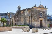 Church of SS. Medici. Martano. Puglia. Italy.
