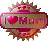 Eu coração mãe