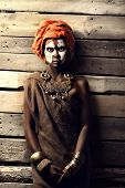 Portrait Of African Women