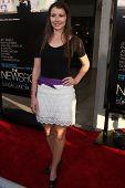 LOS ANGELES - JUN 20: Vanessa Britting at HBO's