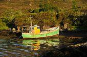 Old fishing boat, Isle of Skye, Scotland