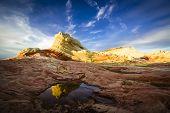 Rising Sandstone Monolith