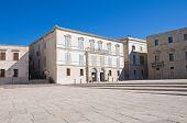 Addazi palace. Trani. Puglia. Italy.