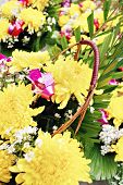 Yellow Flowers Bouquet