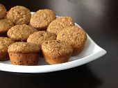 Cranberry Bran Muffins