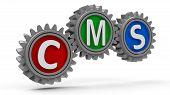 Engranajes de CMS