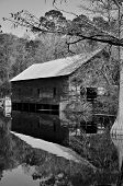 Grist mill at George L. Smith State Park