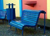 Caminito Bench
