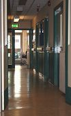 Hospital Corridor 1
