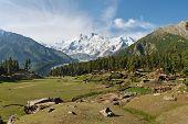 Nanga Parbat And Fairy Meadows