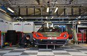 Ferrari Challenge Trofeo Pirelli Pit Stop