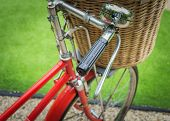 A Red Bicycle