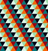 Pattern from triangle